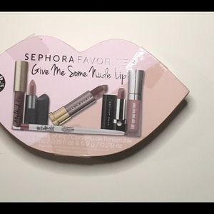 Other - Sephora Favorites Give Me Some Nude Lip Set